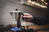 Coffee moka — Stock Photo