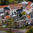Close Knit Community in city of Zwolle in the Netherlands — Stock Photo #61010105