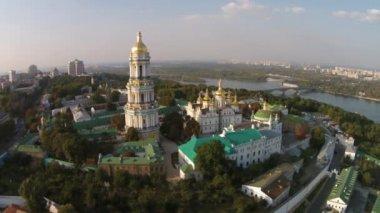 Kiev pechersk lavra, ucrania — Vídeo de stock