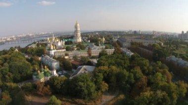 Kiev pechersk lavra, ucrânia — Vídeo stock