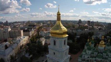 Saint Sophia Cathedral, Kiev — Vídeo de stock