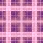 Seamless linear pattern in check — Stockvector