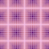 Seamless linear pattern in check — Stok Vektör