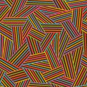 Seamless linear pattern — Vettoriale Stock