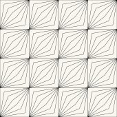 Abstract linear seamless pattern — Stok Vektör