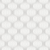 Seamless pattern with wavy lines — 图库矢量图片
