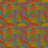 Seamless pattern with color hatch — Stockvector