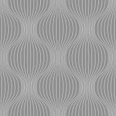 Seamless pattern with wavy lines — Vecteur