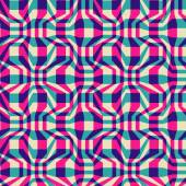 Seamless abstract vintage color pattern — Stock Vector