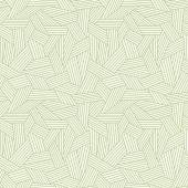 Seamless linear pattern with grass — Stock Vector