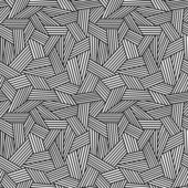 Black and white seamless pattern — Vector de stock