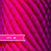 Abstract hot pink background — Vector de stock