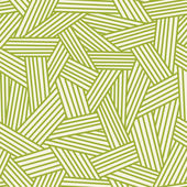 Seamless pattern with stylized grass — Stock Vector