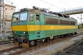 Locomotive électrique — Photo