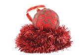 Christmas decoration -  isolated — Stock Photo