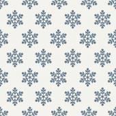 Seamless pattern. snowflake — Stok Vektör