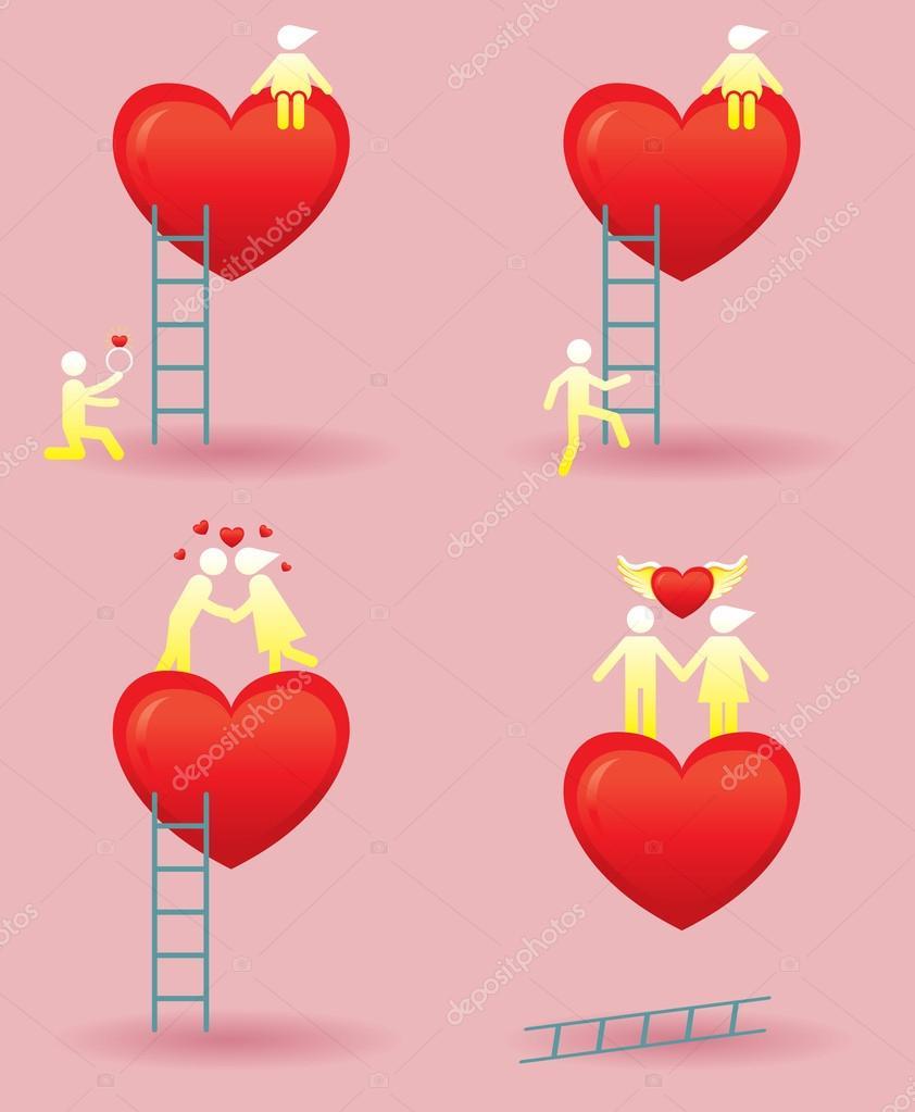 Magical Symbols of Love amp Romance Richard Webster