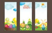 Easter Background and Backdrop — Stock vektor