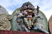 God Brahma — Stock Photo