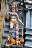Goddess Kali — Stock Photo