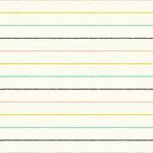Seamless horizontal stripes pattern — Stock Vector
