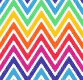 Wave zigzag pattern — Stock Vector