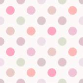 Circles dots pattern — Stock Vector