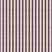 Striped fabric pattern — Stock Vector