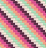 Motif diagonale sans soudure — Vecteur