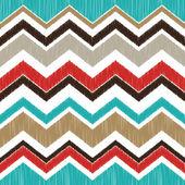 Wave zigzag chevron pattern — Stockvektor