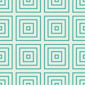 Geometric square pattern — Stock Vector