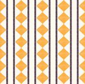 Seamless fabric geometric pattern — Vetorial Stock