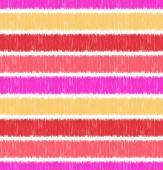 Horizontal stripes pattern — Stock Vector