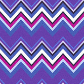 Zigzag chevron pattern — Stock Vector
