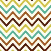 Seamless chevron pattern — Stock Vector