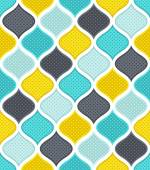 Ornament geometric pattern — Stock Vector