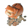Piggy bank — Stock Photo #58650601