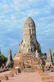 Ayutthaya, Thaïlande — Photo