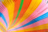 Blurred colourful Paper on background. — Stock Photo
