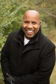 Mature African American man — Stock fotografie