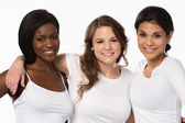 Diverse Group of Women — Stock Photo