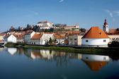 Ptuj Castle — Stock Photo