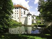 Sneznik castle, Slovenia — Foto de Stock