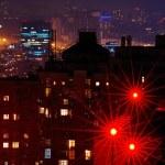 Night Kiev city — Stock Photo #58621907