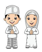 Eid 穆巴拉克 — 图库矢量图片