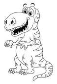 Dinosaurs — Stock Vector
