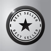 Best seller badge — Stock Vector