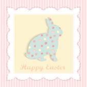 Easter card — Vetor de Stock