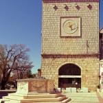 ������, ������: Krk Town Rook Croatia