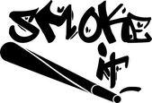 SMOKE IT — Foto Stock